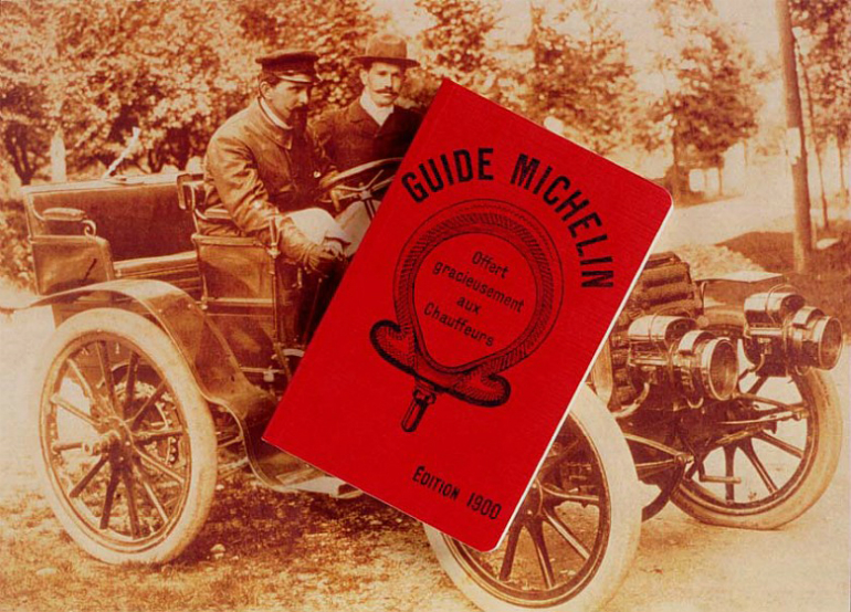 prima -Michelin-Guida