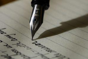 In una lettera gli ultimi istanti di una vita