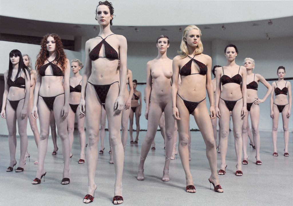 Vanessa Beecroft_ VB35