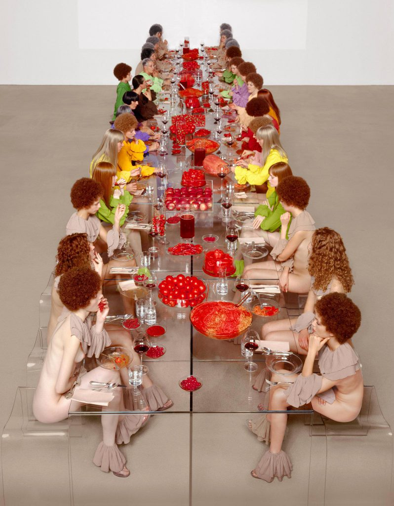 Vanessa Beecroft_ VB52