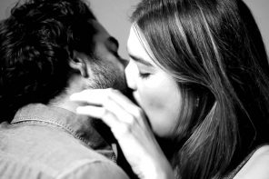 First kiss e Undress Me: l'arte di Tatia Pilieva
