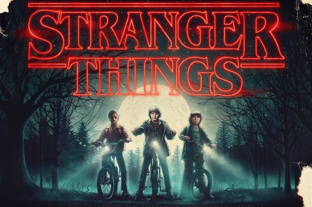 stranger things la serie