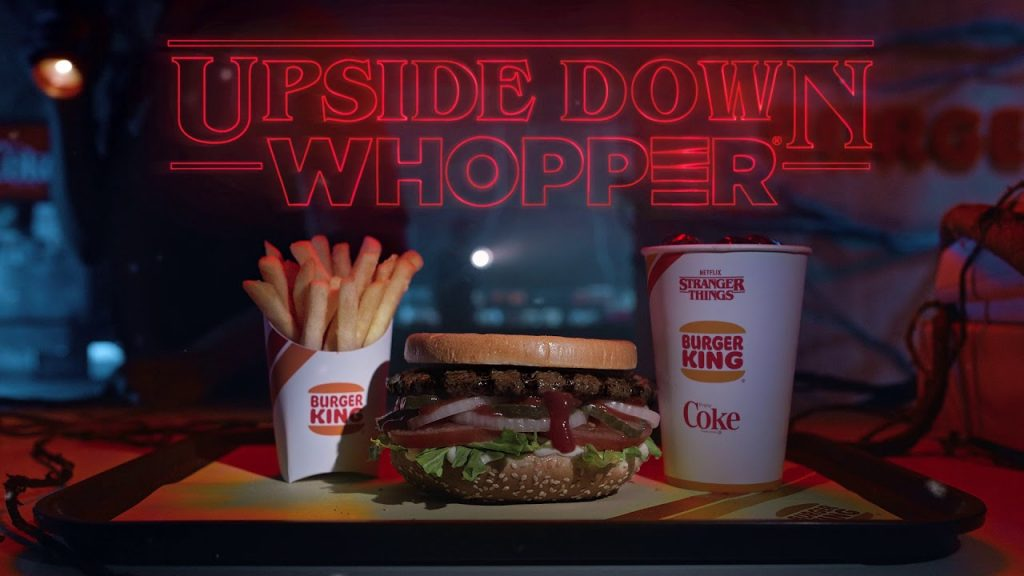 whopper stranger things