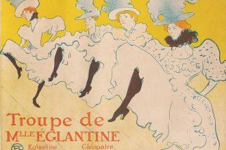 Poster Toulouse-Lautrec