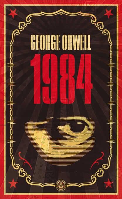 Artlang - copertina 1984 Orwell