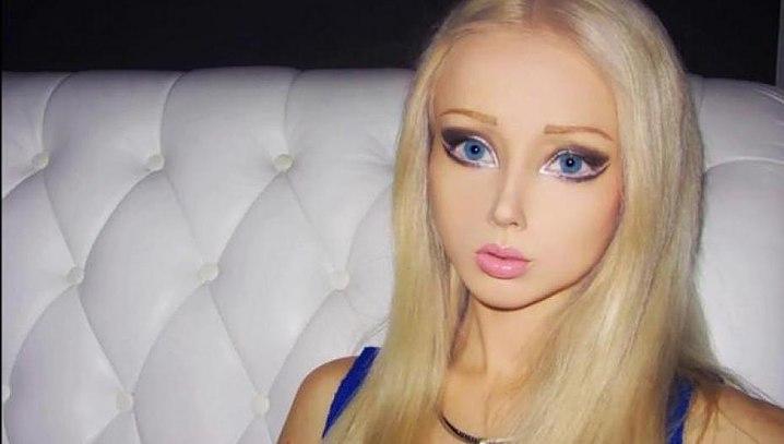 """Foto di Valeria Lukyanova la """"Barbie reale"""""""