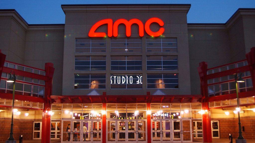 sale cinematografiche Amc Theatres